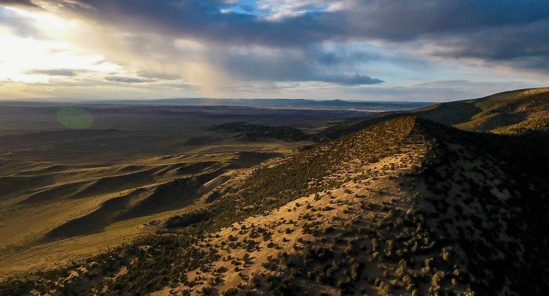 Juniper Mountain Ranch Mountain View