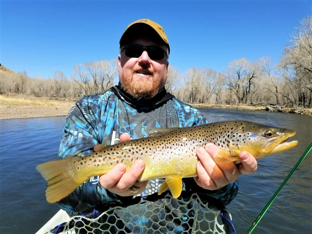 Flying W Ranch Trout Fishing