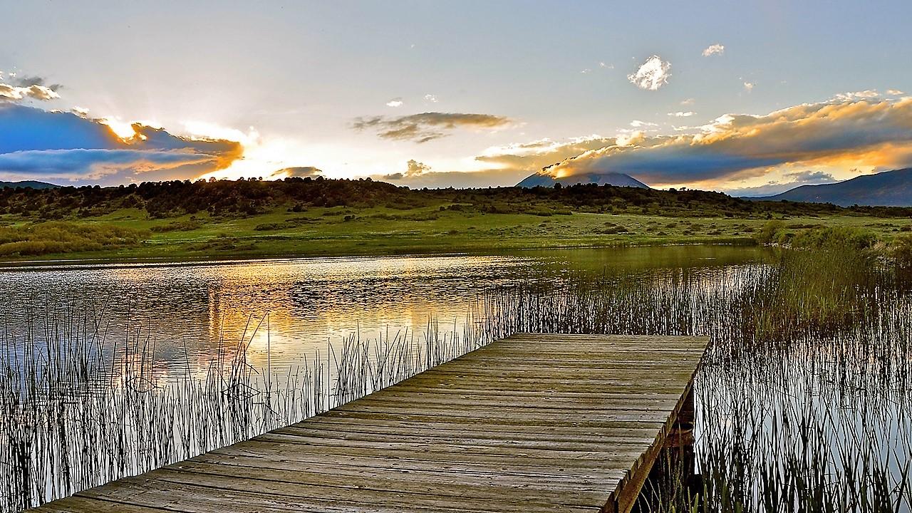 Indian Creek Ranch - Lake Property Dock
