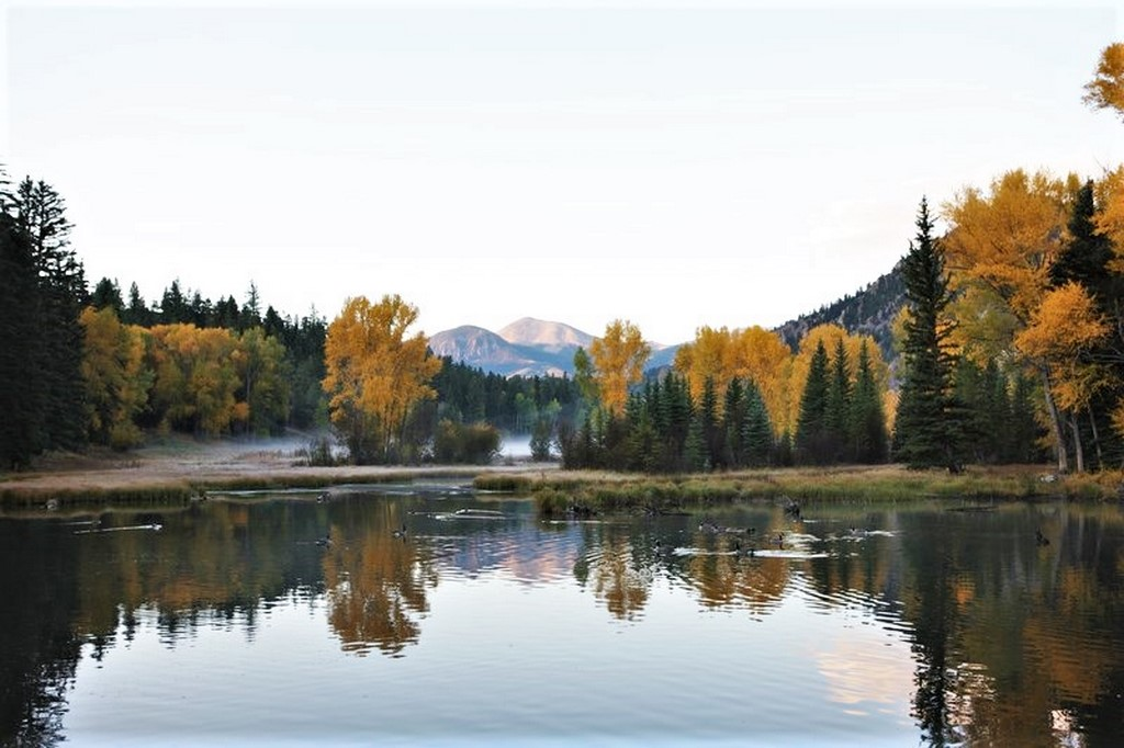 Fishing Ranch in Lake City, CO - Serenity in the Lake Fork Hunt & Fish Club