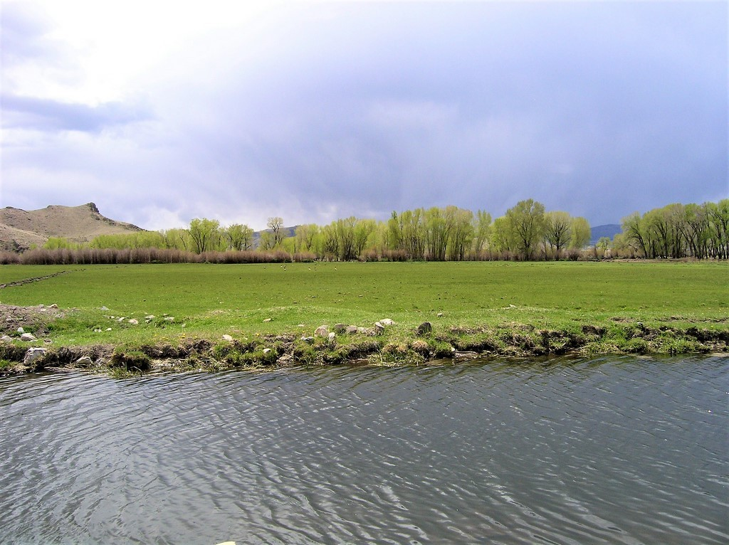 Live Water Land For Sale in Western Colorado