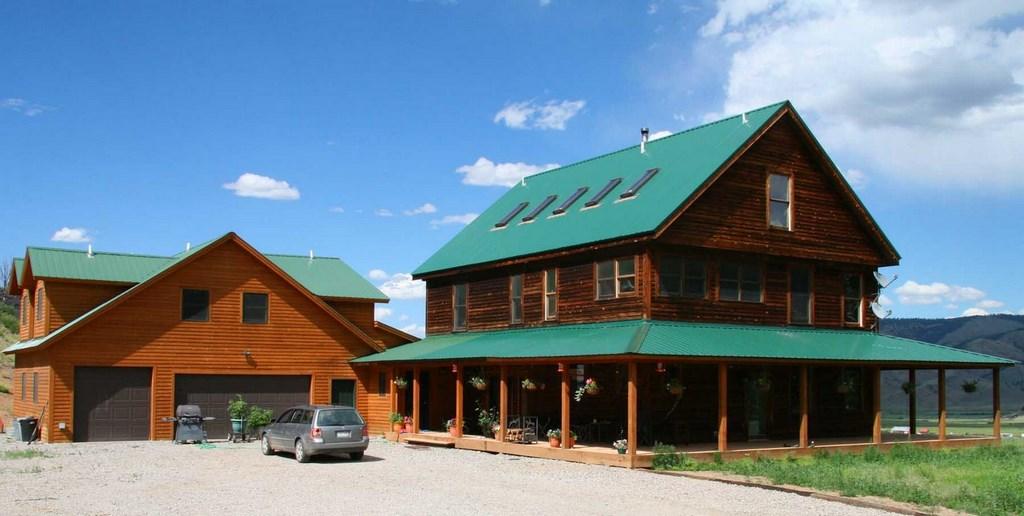 Powderhorn Creek Ranch - Exterior