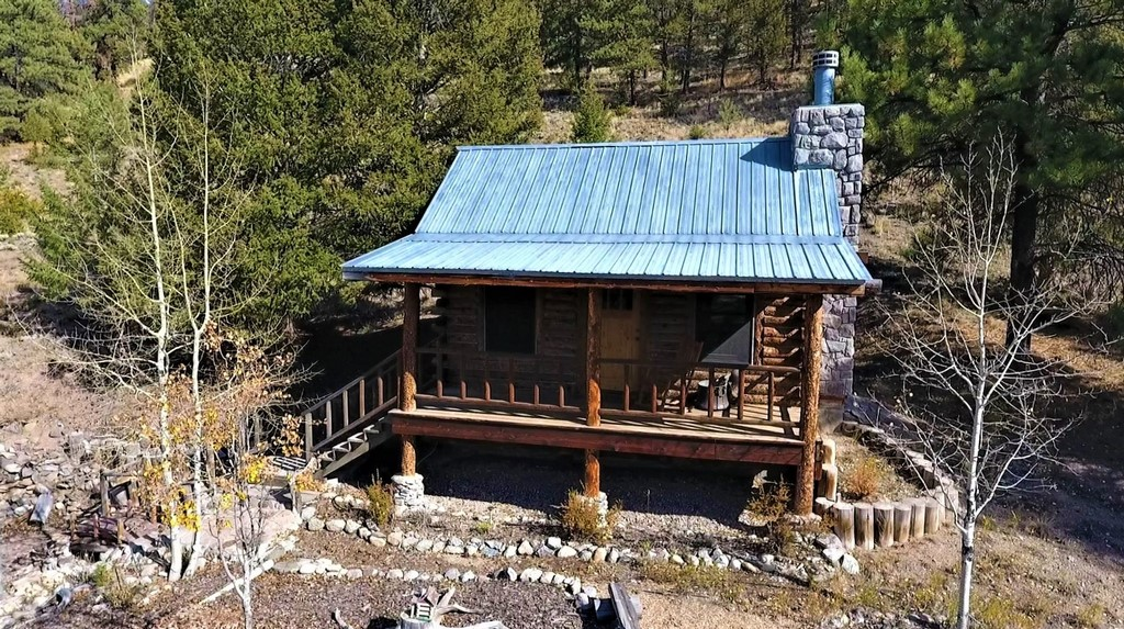 Land For Sale in Lake City - Serenity in the Lake Fork Hunt & Fish Club - Guest House