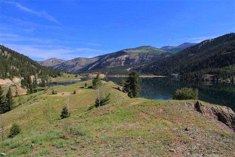 Colorado Live Water Property - Lake San Cristobal
