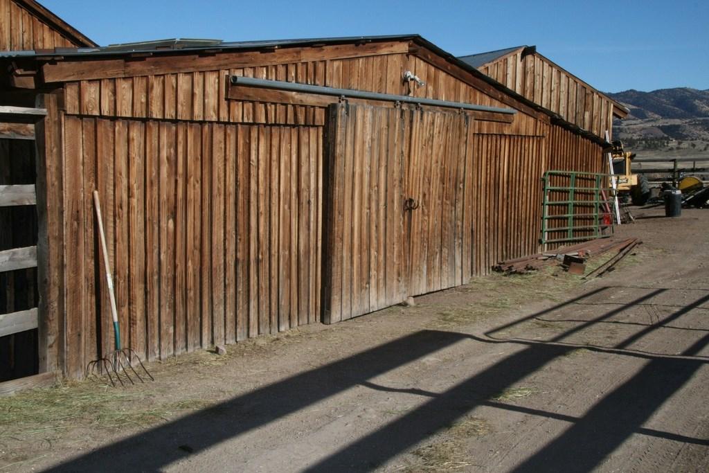 Colorado Agriculture Real Estate For Sale - Powderhorn Creek Ranch