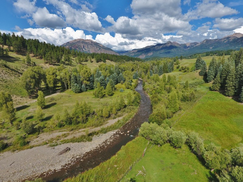 Live Water - Piedra Forks Ranch