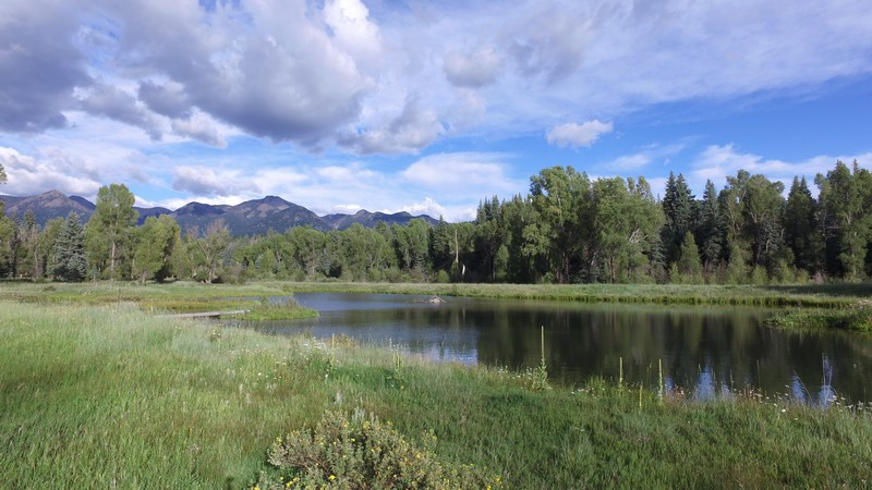 Waterfront Property - Piedra Forks Ranch