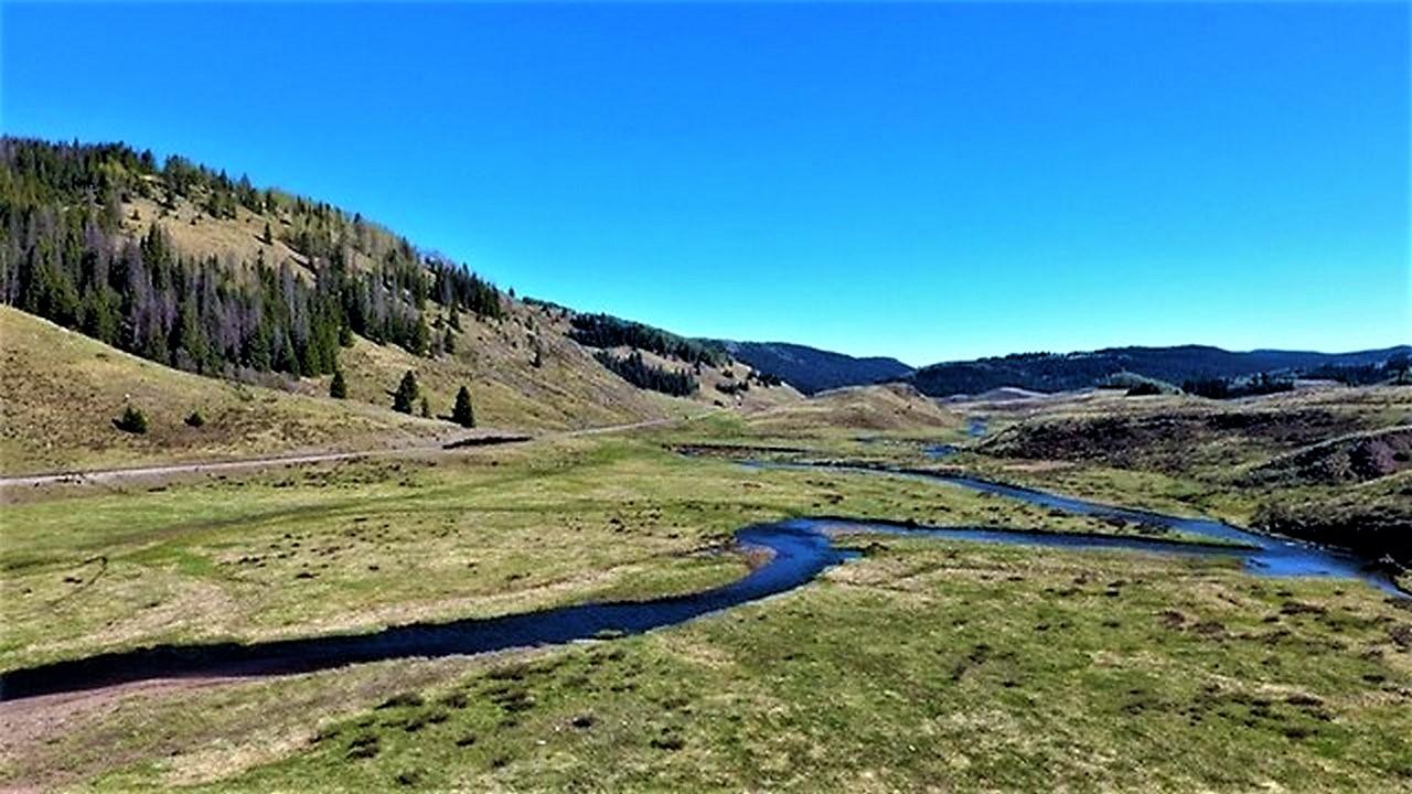 Colorado Live Water Property - Rio de Los Pinos Ranch