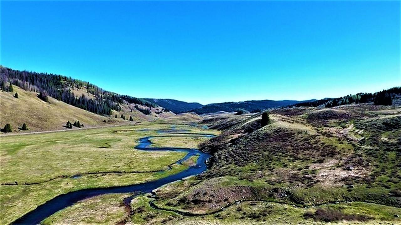 South Colorado Fishing Ranch - Rio de Los Pinos Ranch