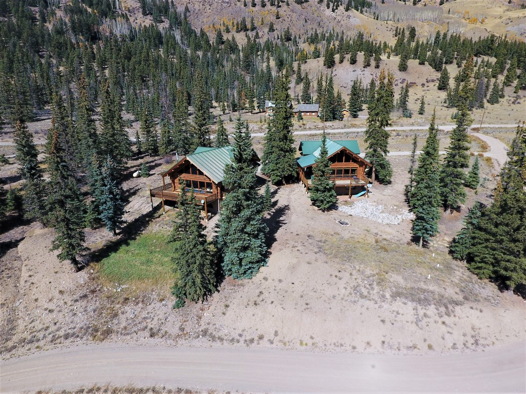 Lake Fork River Ranch Exterior Aerial