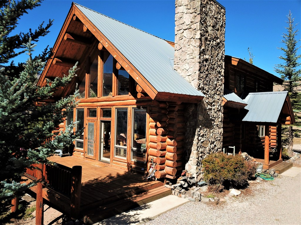 Ranch For Sale in Lake City, CO - Serenity in the Lake Fork Hunt & Fish Club