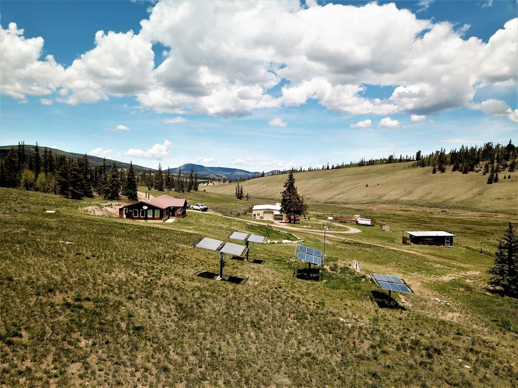 Saguache, CO Agriculture Land - Los Creek Ranch