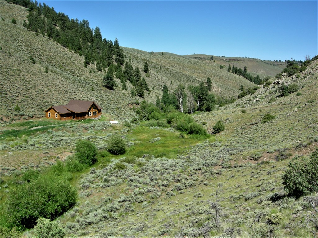 End of the Road Ranch - Powderhorn, CO Ranches For Sale