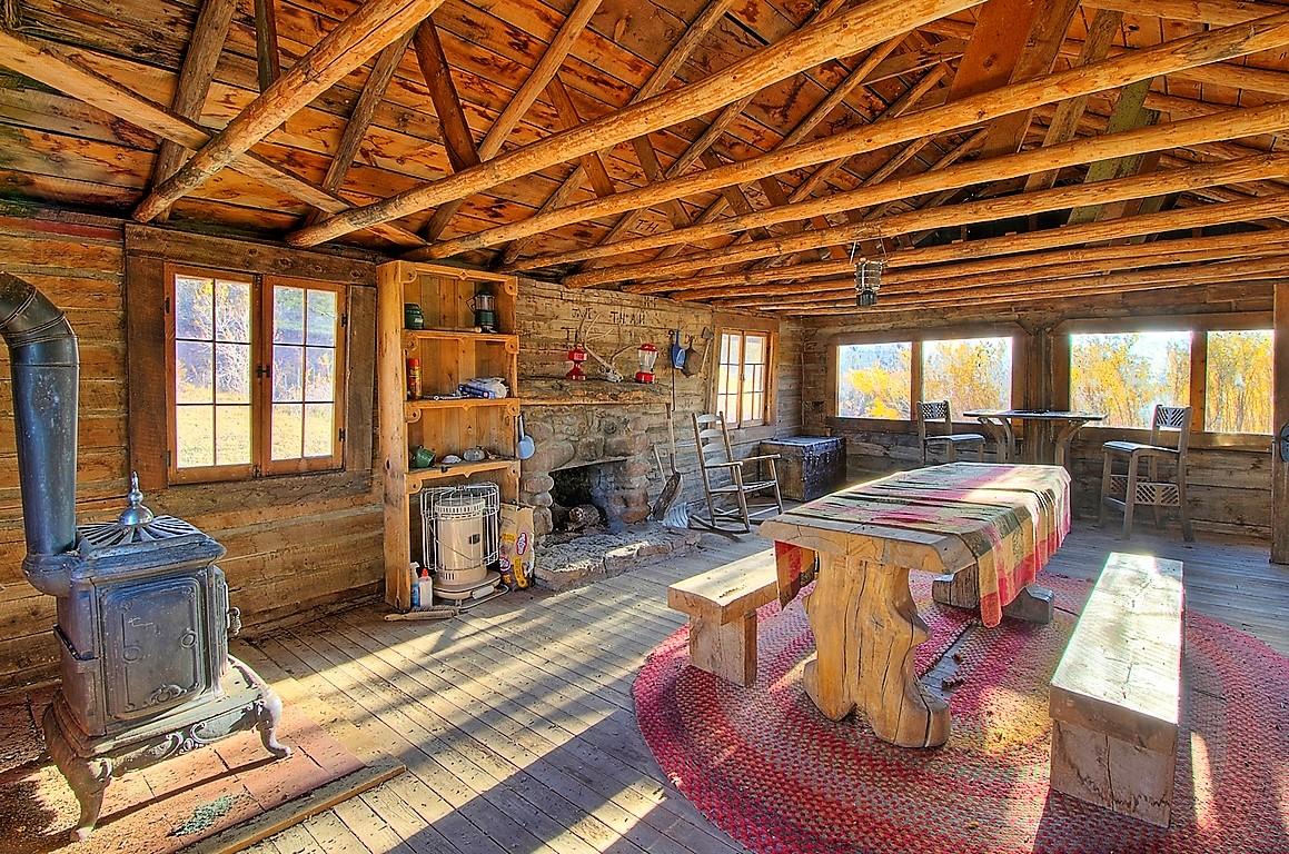 Indian Creek Ranch Historic-Cabin