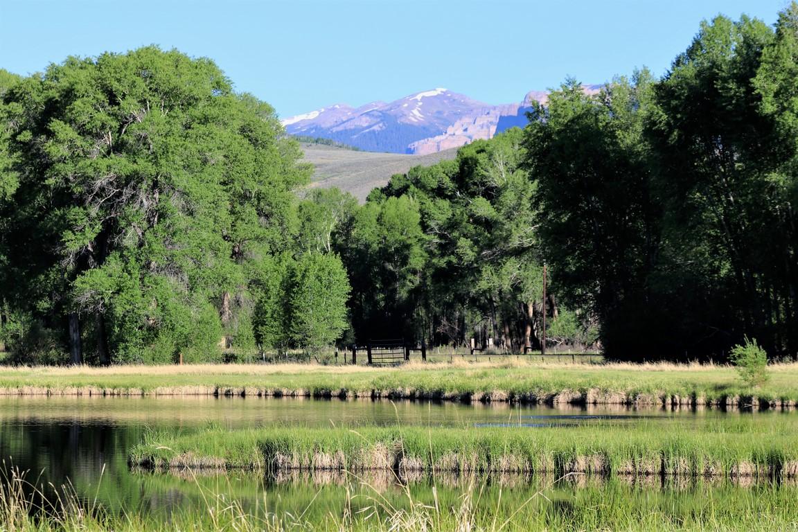 Fishing Ranch in Gunnison, CO - Eagle Ridge Ranch Homestead #4