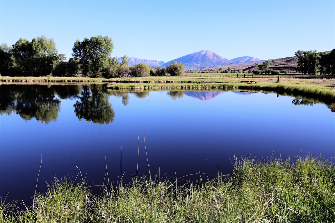 Live Water Ranch in Gunnison, CO - Eagle Ridge Ranch Homestead #4