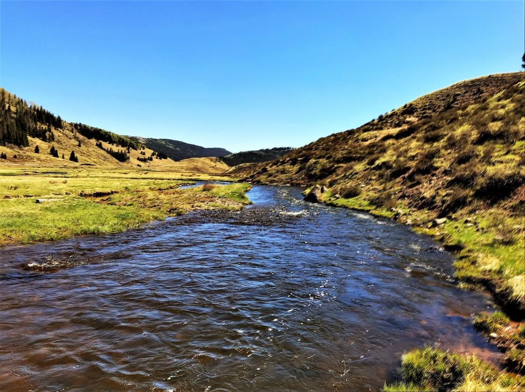 Rio de Los Pinos Ranch For Sale - Live Water