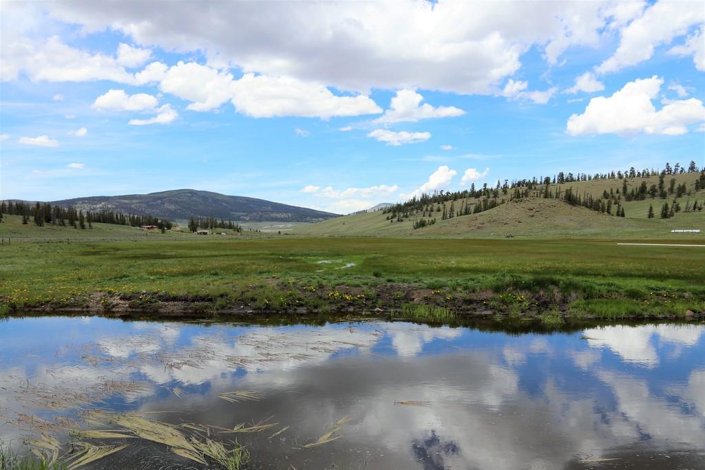 Saguache, CO Live Water Ranch - Los Creek Ranch