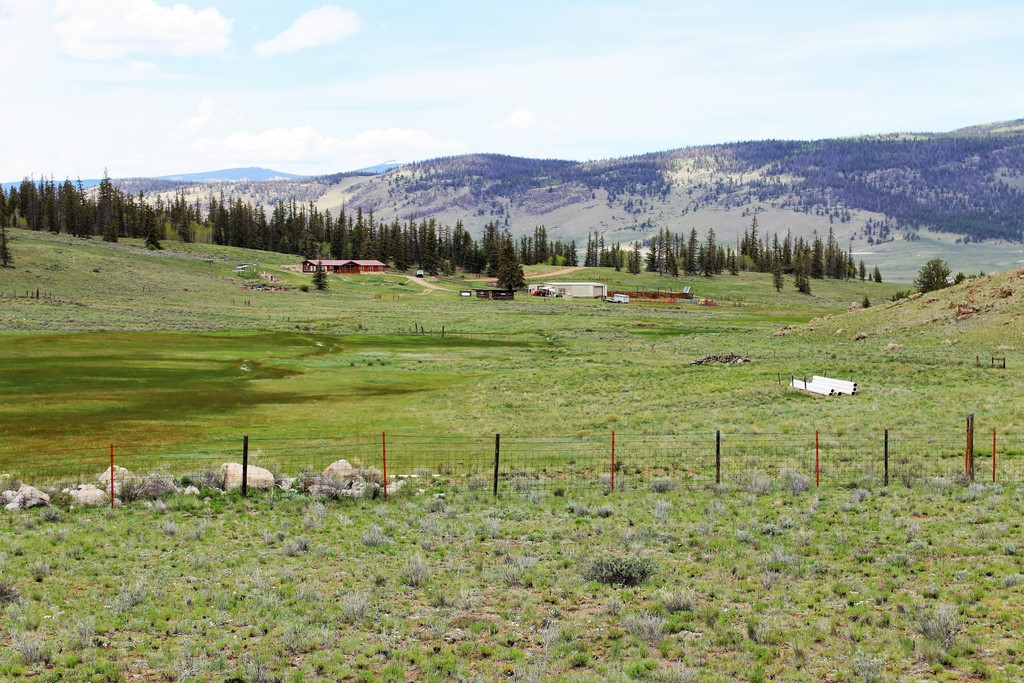 Agriculture Ranch in Saguache, CO - Los Creek Ranch