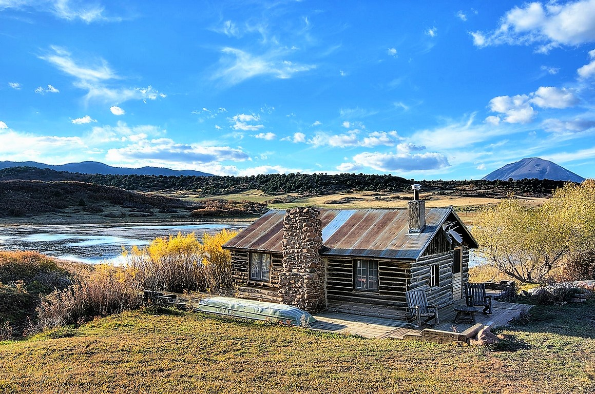 La Veta, CO Lake Ranch - Indian Creek Ranch