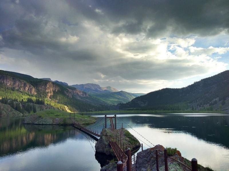 Lake City, Colorado - Colorado Lake Property