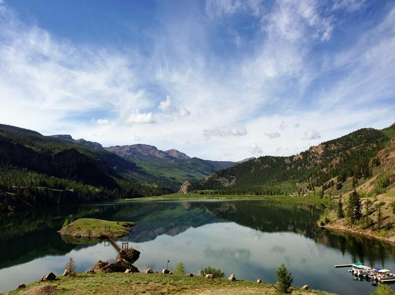 Lake San Cristobal - Lake City, CO