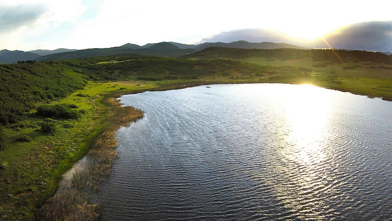 Lake at Indian Creek Ranch