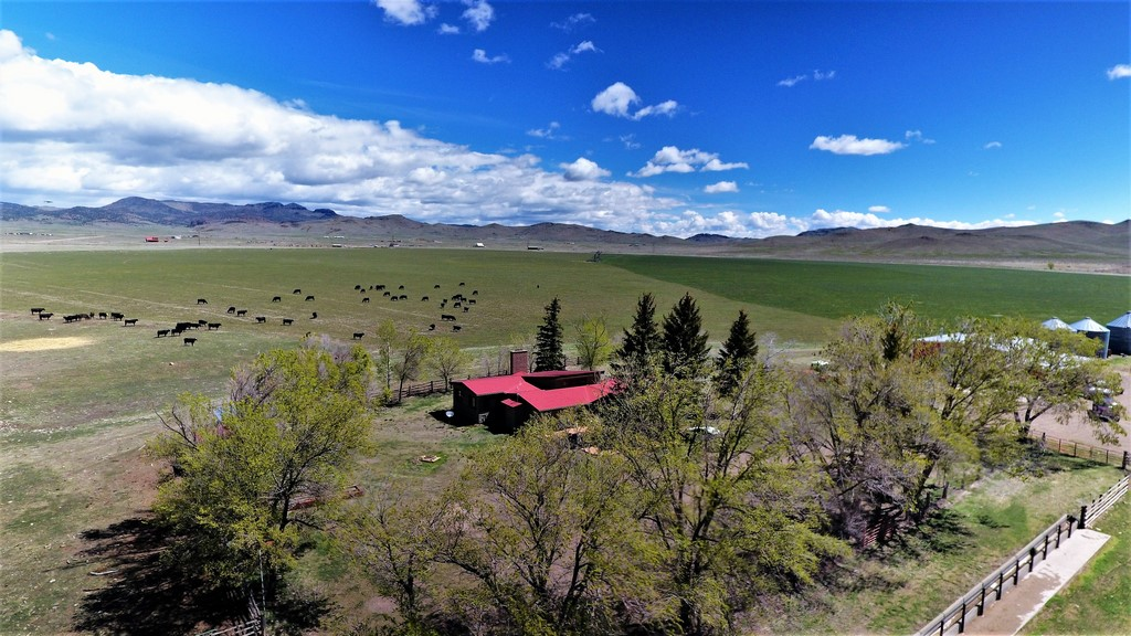 Cattle Ranch Land For Sale in Western Colorado - Lonesome Ranch