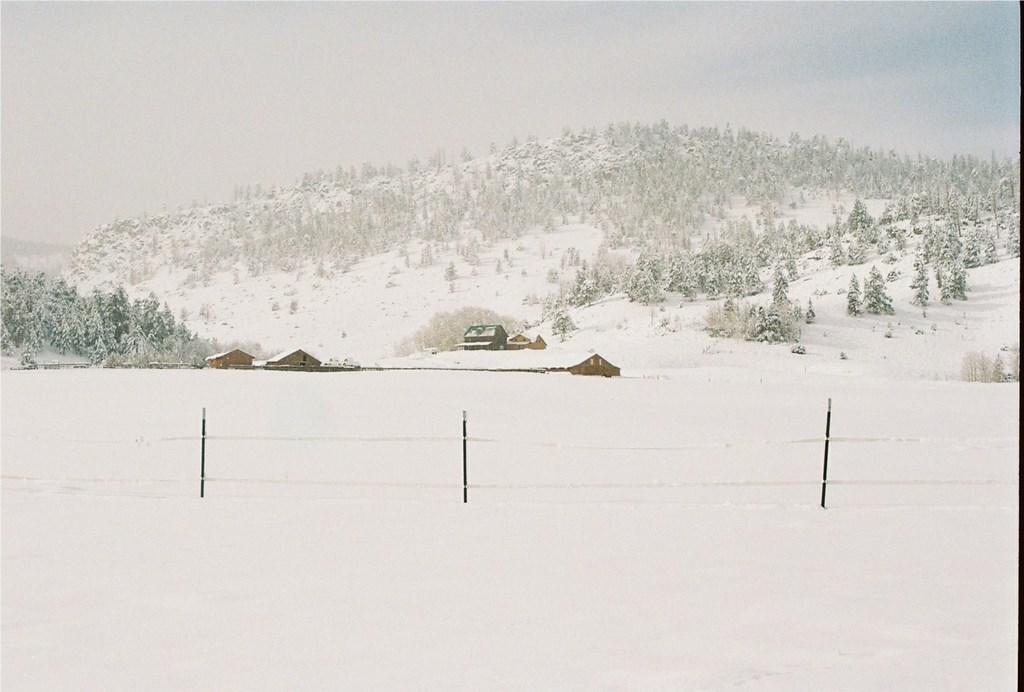 Powderhorn Creek Ranch - Winter
