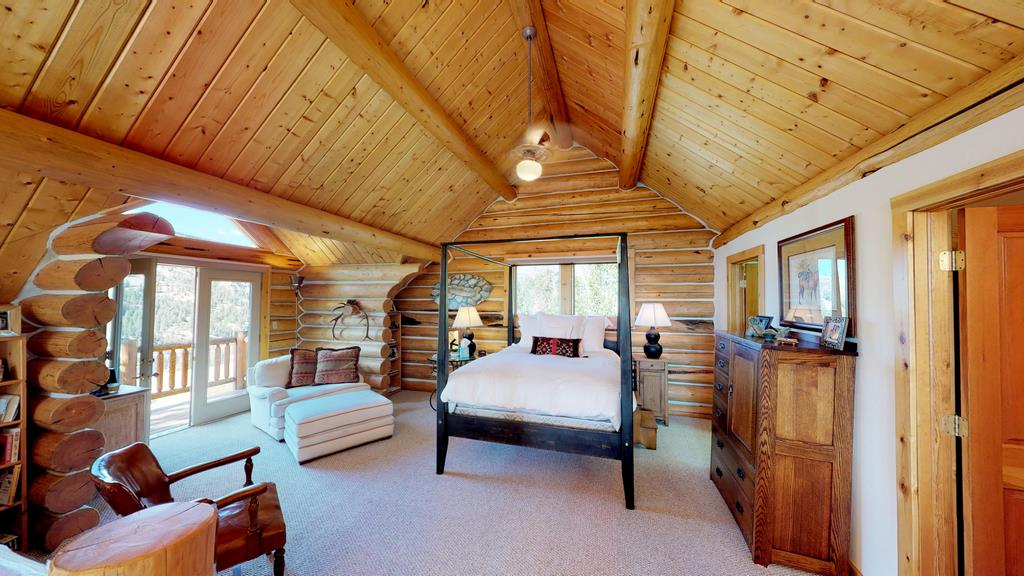 Serenity in the Lake Fork Hunt & Fish Club - Bedroom