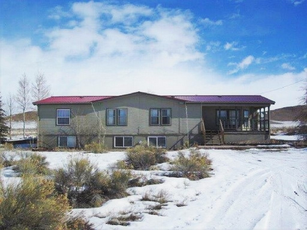 Land For Sale in Western Colorado - Lonesome Ranch - Exterior
