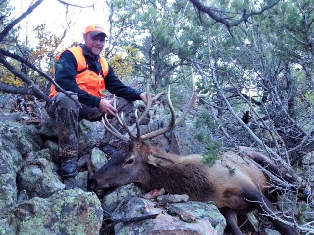 Hunting at Juniper Mountain Ranch