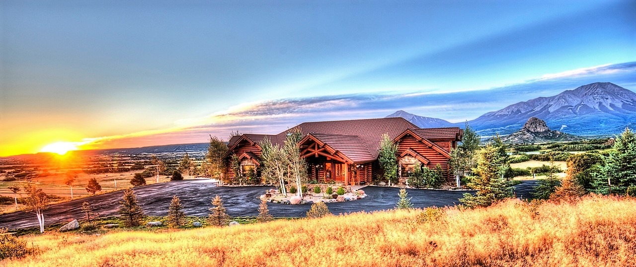 Indian Creek Sunrise