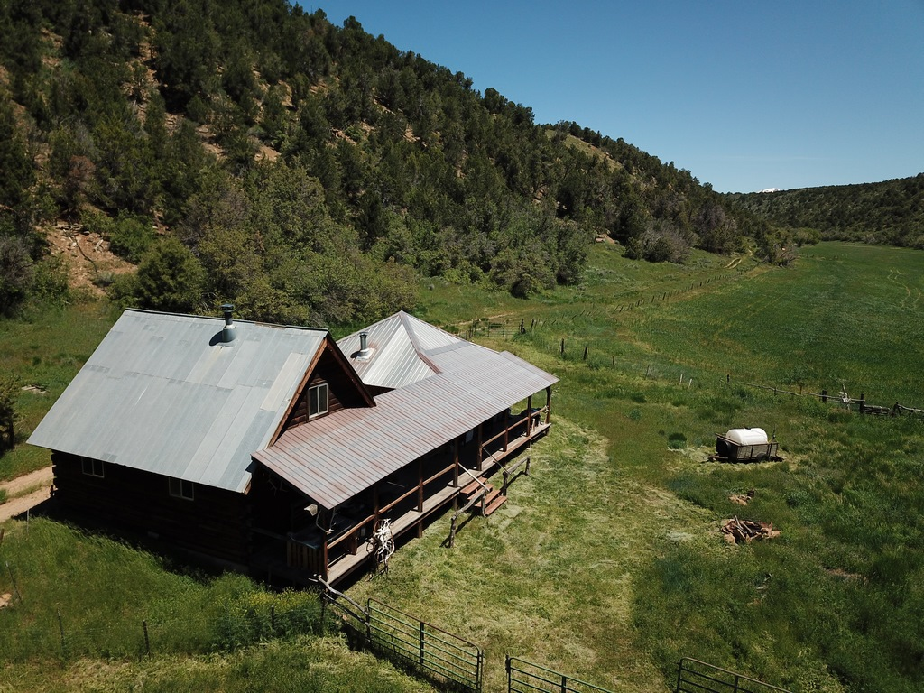 Devils Canyon Ranch Aerial