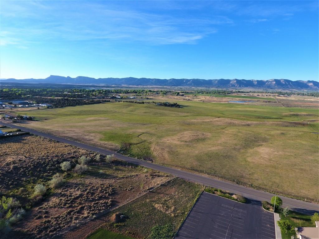 Quarter Circle E Ranch- Aerial