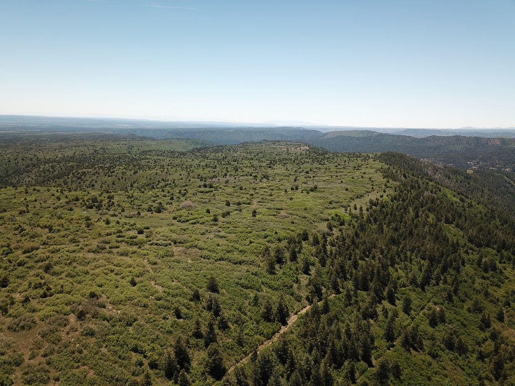 Devils Canyon Ranchland Aerial