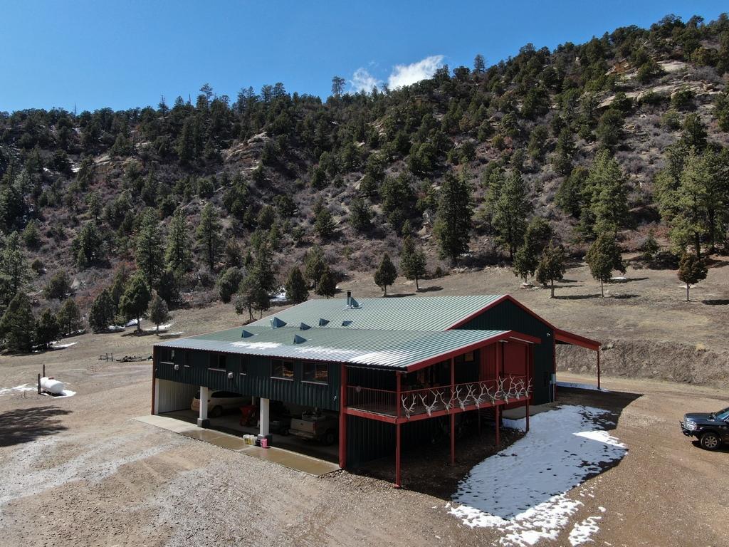 La Plata Mountain Ranch Exterior