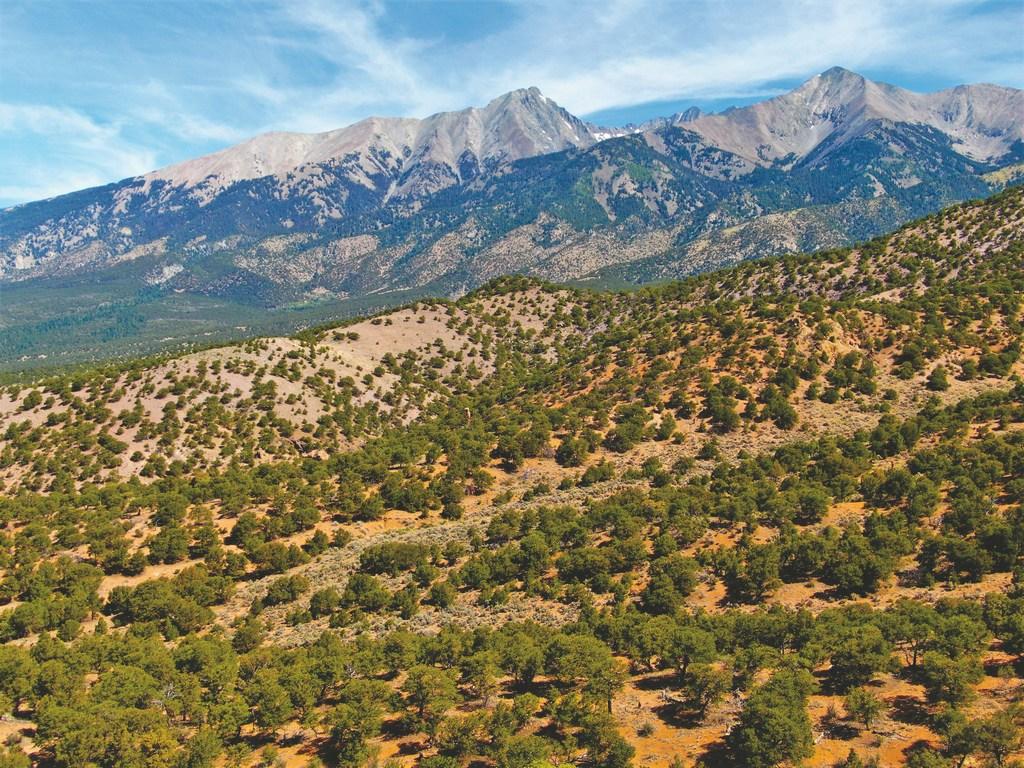 Blanca, Colorado - Sacred Peak Ranch