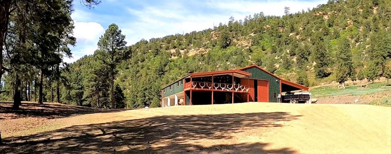 La Plata Mountain Ranch Cabin