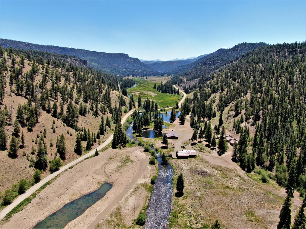 Live Water Ranch in Southern Colorado - Six J's Ranch