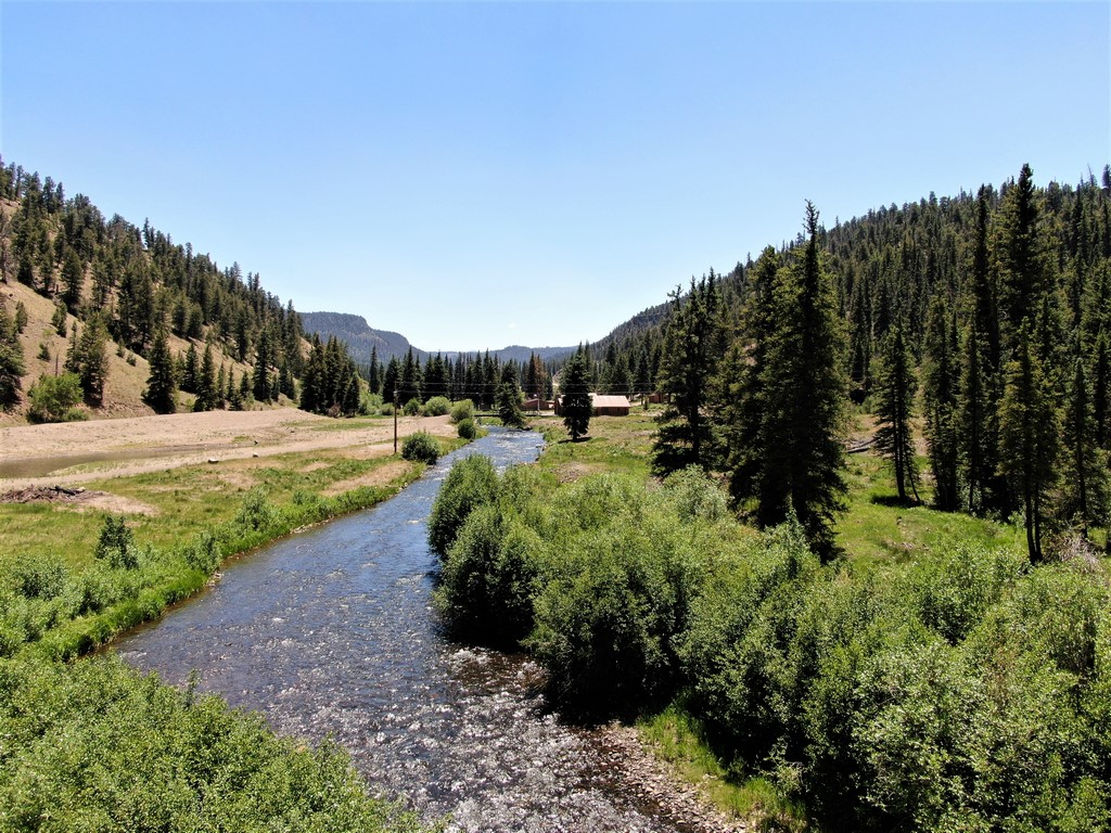 Southern Colorado Live Water Property - Six J's Ranch