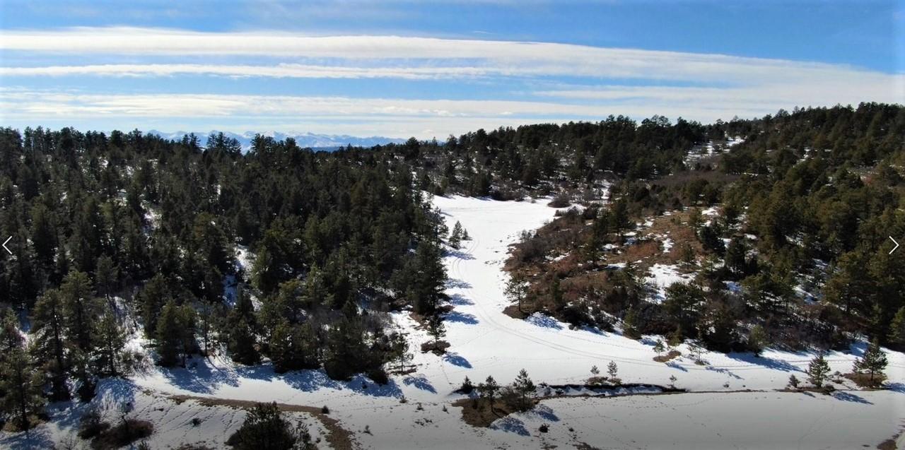 Muy Grande Ranch - Winter - Canon City, Colorado